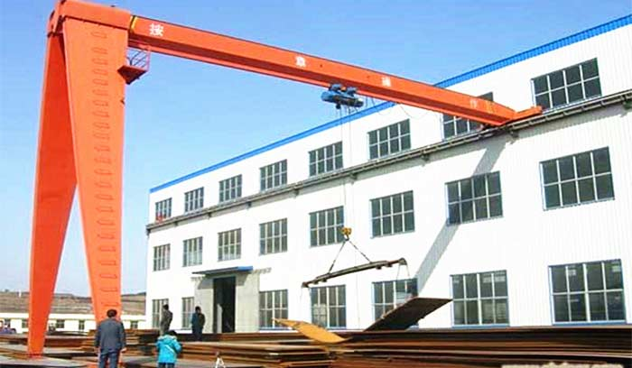 30 ton semi-gantry crane for sale