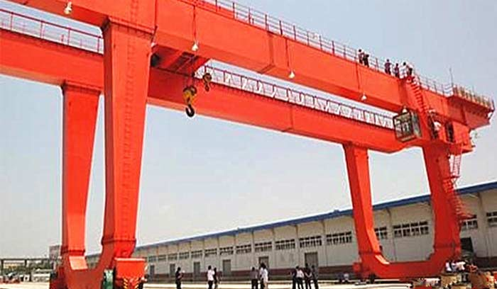 30 ton gantry crane with U type leg for sale