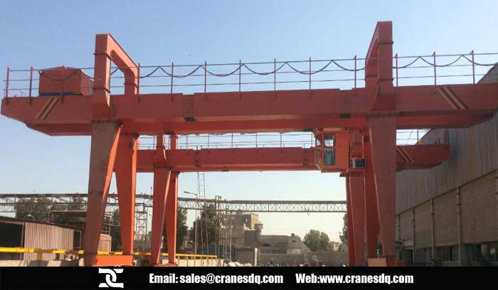 40 ton gantry crane for sale
