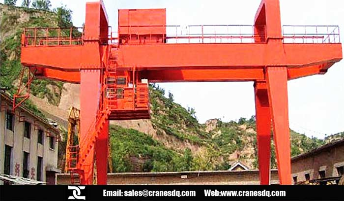 50 ton gantry crane for sale