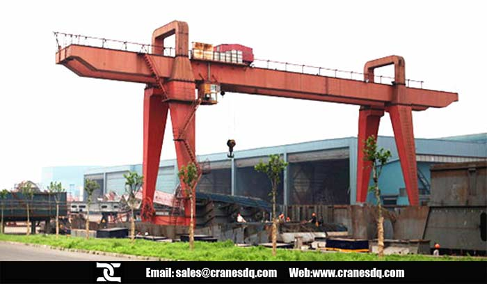 70 ton gantry crane for sale