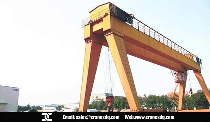 75 ton gantry crane for sale: 75 ton double girder gantry