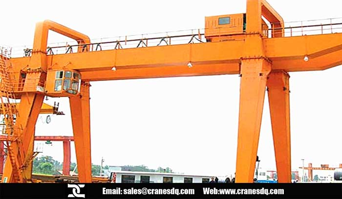 80 ton gantry crane for sale