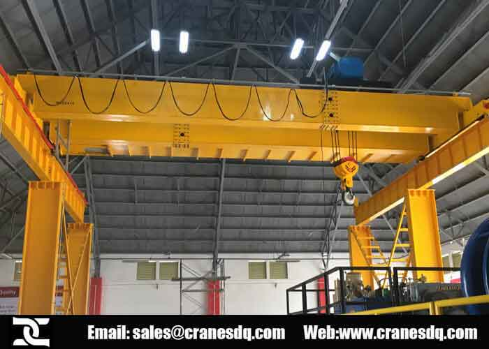 Types of cranes: Single & double girder overhead crane and