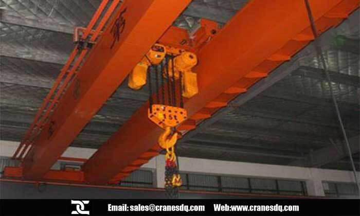 Chain crane: Electric chain hoist crane & Chain pulley crane