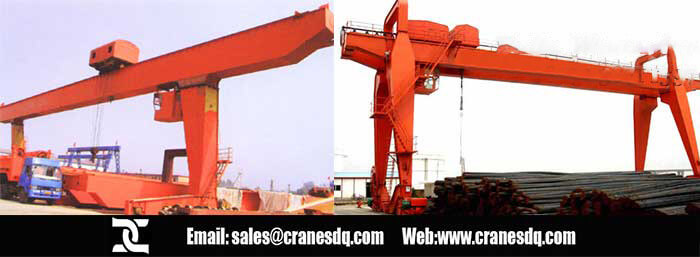 Heavy gantry crane for sale