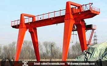 How to design gantry crane: 5 Factors affects gantry crane design
