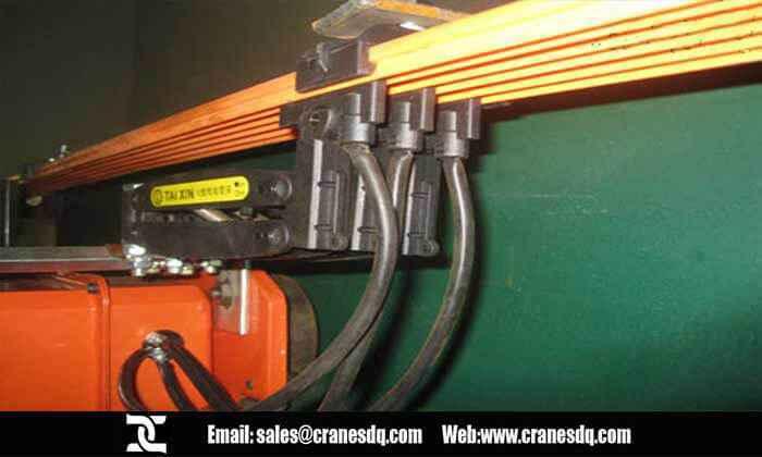 Overhead Crane Busbar System : Crane bus bar overhead busbar system