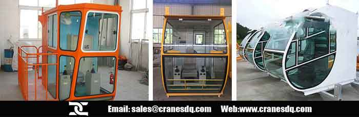 Cab Crane Cab Operated Crane Amp Crane Cabs Dongqi Cab Cranes