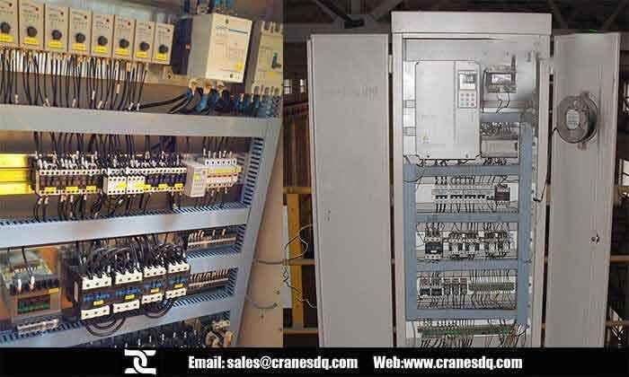 Overhead Crane Control Panel And Box