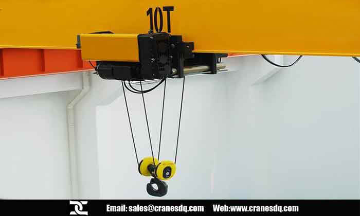 Low headroom wire rope hoist and Low headroom elecric chain hoist