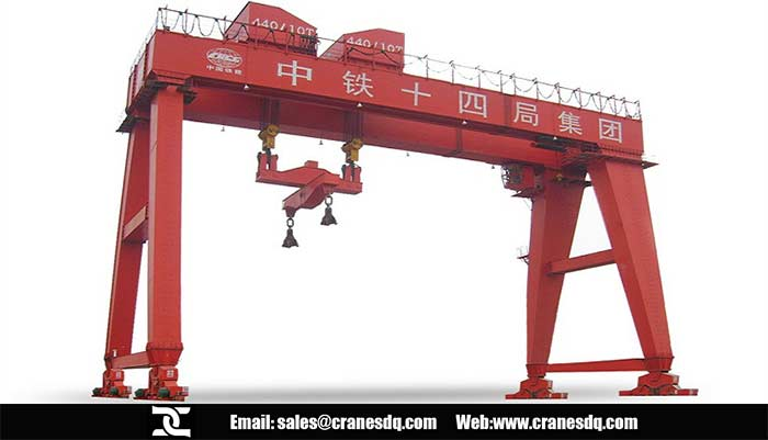 Shield gantry crane for sale
