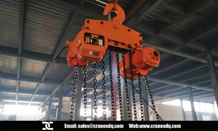 Hook mounted hoist: 300kg-50 ton hook mounted electric hoist & electric chain hoist for sale
