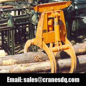Log grab bucket- Dongqi hydraulic grab bucket
