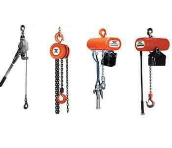 Chain hoist & rope hoist |Manual hoist & electric hoist | Monorail