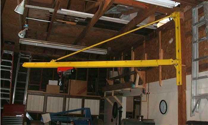 Shop Crane Jib Shop Crane And Overhead Shop Crane For