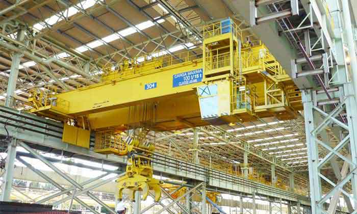 Slab Crane For Steel Industries Process Crane Of Dongqi