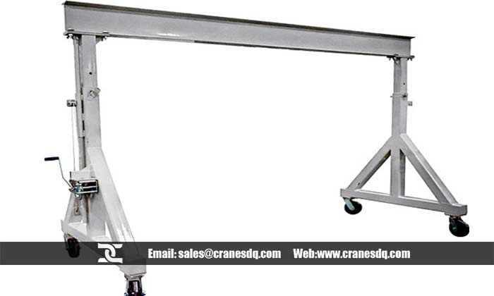 Small gantry crane for sale