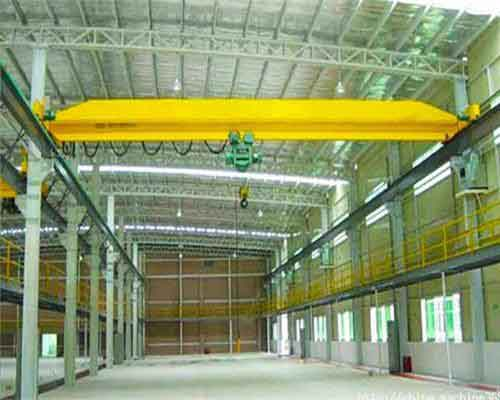 LB type explosion-proof Underhung Crane